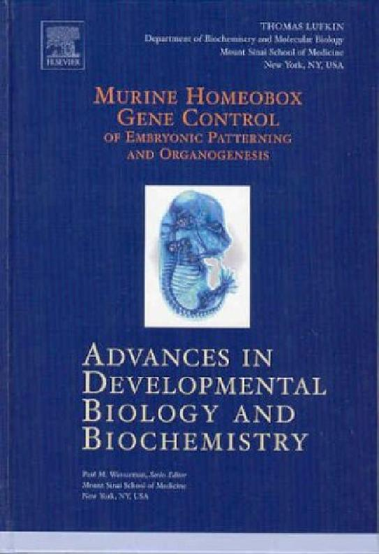 the advancements in the biological and biochemical knowledge